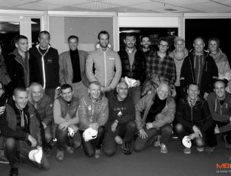 Mercredi 25 novembre a eu lieu l'AG de la MB RACE