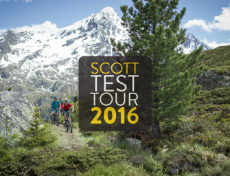 SCOTT TEST TOUR 2016