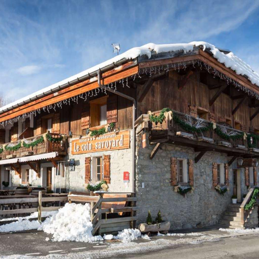 HOTEL LE COIN SAVOYARD
