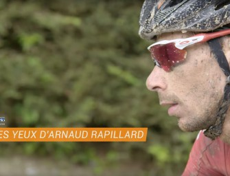 MB RACE Culture Vélo 2016 – Dans les yeux d'Arnaud Rapillard