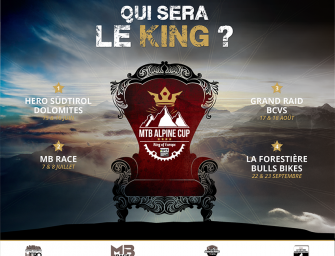 MTB ALPINE CUP : 4 COURSES D'EXCEPTION POUR UN NOUVEAU CHALLENGE !