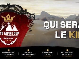 MTB ALPINE CUP: 4 COURSES D'EXCEPTION POUR 1 NOUVEAU CHALLENGE